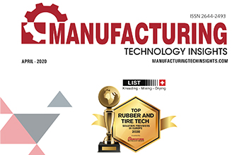 Manufacturing Technology Insights Features LIST Technology as Company of the Year.